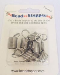 Bead Stopper pack of  6